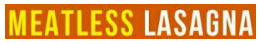 Meatless Lasagna-logo