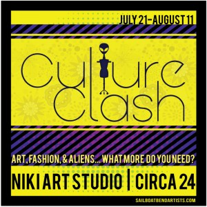 Culture Clash by Niki Art Studio & Circa 24