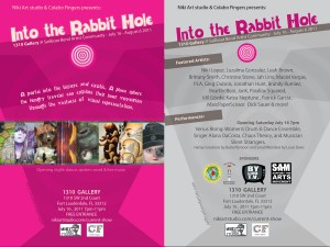Into the Rabbit Hole - July 16 2011